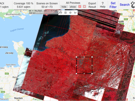 HEAD releases HEADFinder – Global Easy Access Portal for Images from Multi-Chinese Satellites