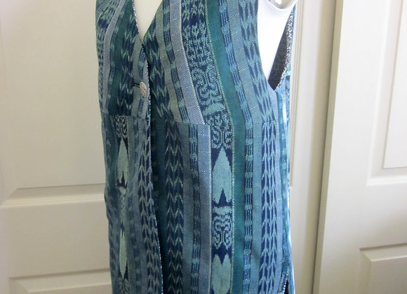 Long vest