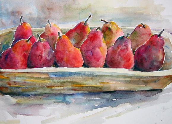 Abundance of Pears