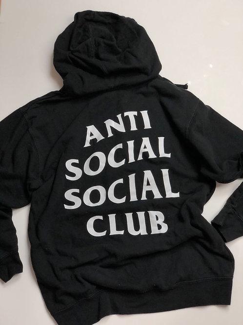 Anti Social Social Club Hoodie, M