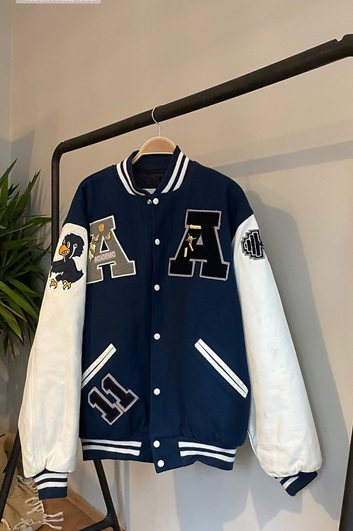All American Sports Letterman, Made in USA