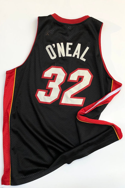 Miami Heat Shaquille O'neal forma