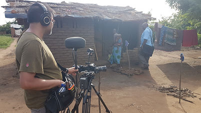 Surround sound reccorning in Malawi