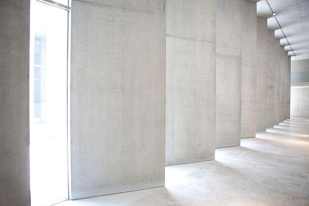 Vita väggar