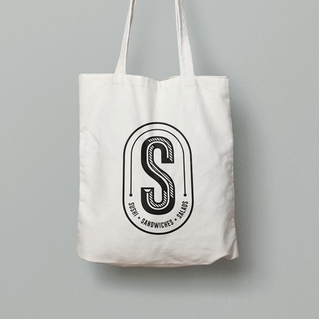 S | SUSHI + SANDWICHES + SALADS