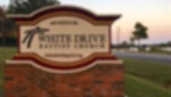 White Drive Baptist Church