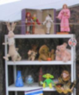 Авторские куклы авторов клуба