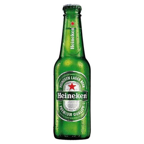 Cerveza Botellin Heineken