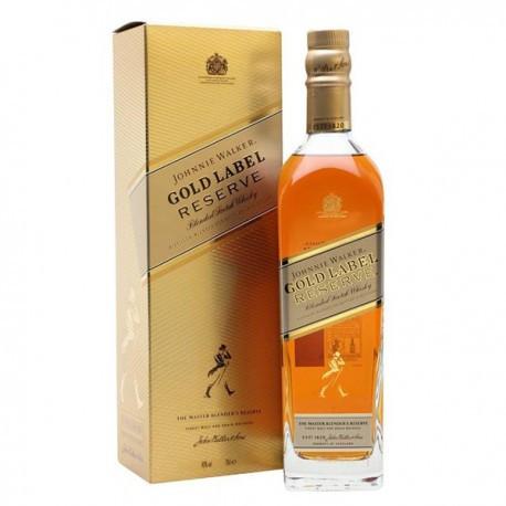 Whisky Johnnie Walker Gold Label