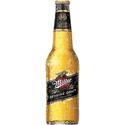 Cerveza Tercio Miller