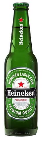 Cerveza Tercio Heineken