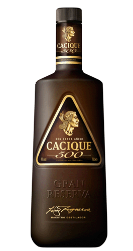 Ron Cacique 500
