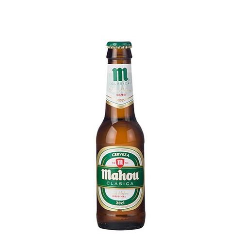 Cerveza Botellin Mahou Clásica