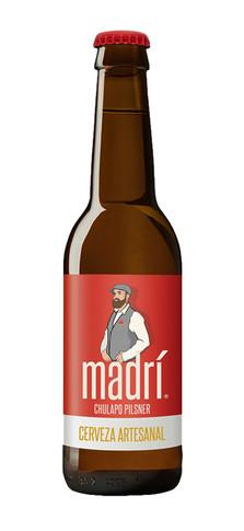 Cerveza Tercio Artesana MADRI