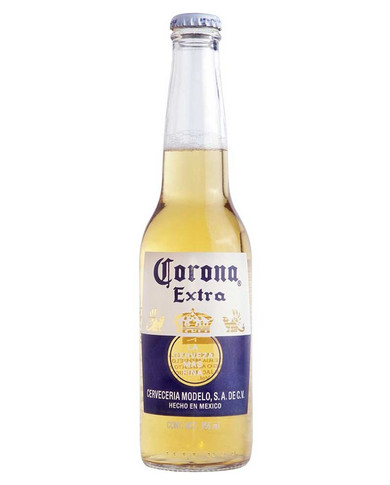 Cerveza Tercio Corona