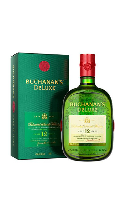 Whisky Buchanan 12 años