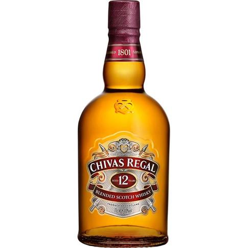 Whisky Chivas 12 años