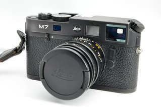 Leica(ライカ) M7 Summilux-M 50mm F1.4 E46 レンジファインダー フィルムカメラ お買取りしました お宝専科豊橋店