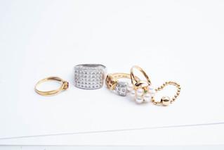K18 Pt900 指輪 リングアクセサリー お買取りしました 豊橋市のリサイクルショップならお宝専科豊橋店
