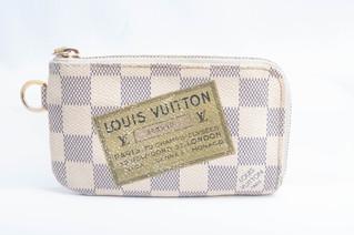 LOUIS VUITTON(ルイヴィトン) ダミエアズール ポシェットクレ コンプリス N63805 コインケース お買取りしました 豊橋市のリサイクルショップならお宝専科豊橋店