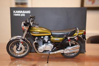 Autoart(オートアート) Kawasaki 750RS Z2 数量限定品 モデルカー バイク お買取りしました 豊橋市のリサイクルショップならお宝専科豊橋店