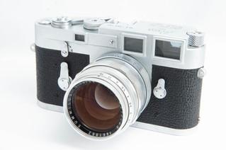LEICA(ライカ) M3 Summilux 50mm F1.4 貴婦人 お買取りしました お宝専科豊橋店