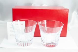 バカラ(Baccarat) エルメス(Hermes) クリスタルグラス マグカップ ブランド食器お買取りしました