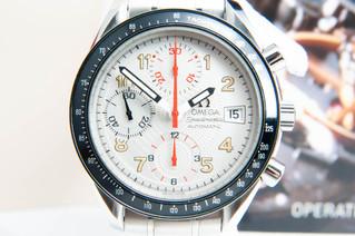 OMEGA(オメガ) スピードマスター 3513.33 マーク40 自動巻き 腕時計 お買取りしました お宝専科豊橋店