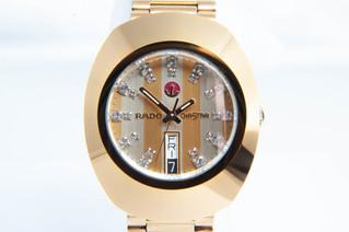 RADO(ラドー) DIASTAR(ダイアスター) 超硬ケース 自動巻き 22Pダイヤ 腕時計 お買取りしました お宝専科豊橋店