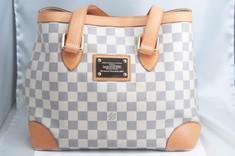 LOUIS VUITTON(ルイヴィトン) ハムステッドPM ダミエアズール トートバッグ お買取りしました 豊橋市のリサイクルショップならお宝専科豊橋店