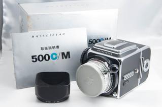 Hasselblad(ハッセルブラッド) 500C/M 80mm 中判フィルムカメラ お買取りしました お宝専科豊橋店
