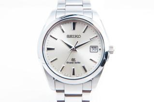 GRAND SEIKO(グランドセイコー) SVGB021 9Fキャリバー クォーツ腕時計 お買取りしました お宝専科豊橋店