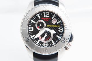 GIRARD-PERREGAUX(ジラールペルゴ) BMWオラクルレーシング 32nd アメリカンズカップ 1000本限定腕時計 お買取りしました お宝専科豊橋店