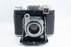 Zeiss ikon(ツィアスイコン) Super Ikonta スーパーイコンタ 蛇腹フィルムカメラ お買取りしました 豊橋市のリサイクルショップならお宝専科豊橋店
