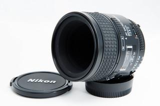 NIKON(ニコン) AF MICRO NIKKOR 60mm F2.8D レンズ お買取りしました お宝専科豊橋店