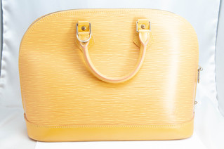 LOUIS VUITTON(ルイヴィトン) M52149 エピ アルマ タッシリ イエロー ハンドバッグ お買取りしました お宝専科豊橋店