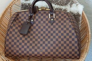 LOUIS VUITTON(ルイヴィトン) N41432 ダミエ リベラ ハンドバッグ 旅行鞄 お買取りしました お宝専科豊橋店