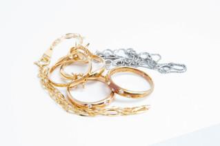 貴金属 指輪 ネックレス ブレスレット K18 K24 Pt850 ダイヤモンド お買取りしました お宝専科豊橋店