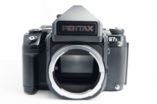 PENTAX(ペンタックス) 67II 中判フィルムカメラ お買取りしました お宝専科豊橋店