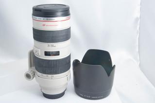 CANON(キャノン) FD 70-200mm F2.8L 白玉レンズ お買取りしました 豊橋市のリサイクルショップならお宝専科豊橋店