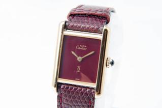 CARTIER(カルティエ) タンク SM 手巻き 腕時計 お買取りしました お宝専科豊橋店