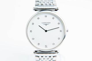 LONGINES(ロンジン) Le Grande Classique (グランドクラシック) L4.709.4 12P ダイヤモンドインデックス お買取りしました お宝専科豊橋店