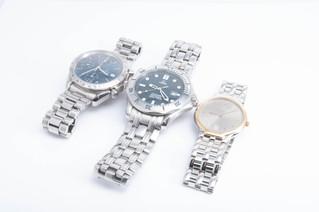 OMEGA(オメガ) スピードマスター シーマスター デビル 自動巻き クォーツ式腕時計 3本 お買取りしました 豊橋市のリサイクルショップならお宝専科豊橋店