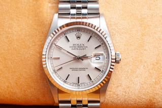 ROLEX(ロレックス) 16234 デイトジャスト 自動巻き 腕時計 お買取りしました 豊橋市のリサイクルショップならお宝専科豊橋店