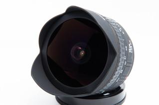 SIGMA(シグマ) 15mm F2.8 EX FISH EYE 魚眼レンズ AF