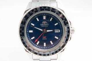 ORIENT(オリエント) GMT 200m 自動巻き腕時計 お買取りしました お宝専科豊橋店