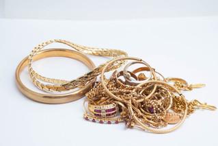 K18 ネックレス ブレスレット リング 指輪アクセサリー お買取りしました 豊橋市のリサイクルショップならお宝専科豊橋店