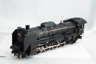 鉄道模型 D51型 蒸気機関車 Oゲージ お買取りしました お宝専科豊橋店