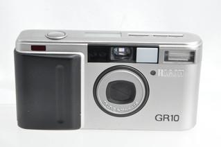 RICOH(リコー) GR10 コンパクトフィルムカメラ お買取りしました お宝専科豊橋店