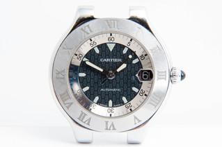CARTIER(カルティエ) マスト21 オートスカフ 自動巻き腕時計 お買取りしました お宝専科豊橋店